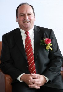 Iain Roberts is leaving Mission Hills after five years as Group Executive Director. Picture by Iain Roberts Golf School