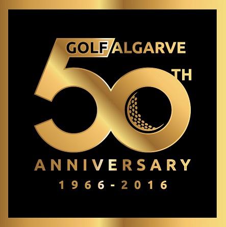 Algarve anniversary logo