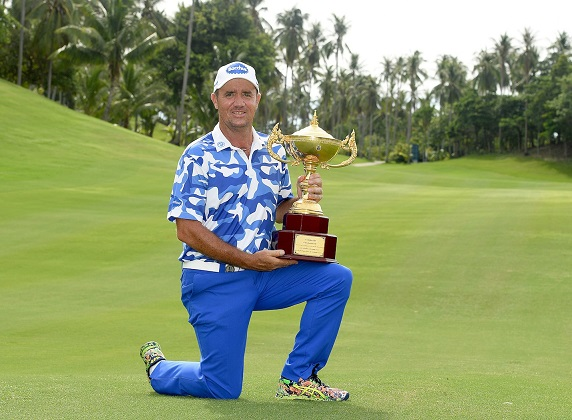Scott Hend ruled the roost at the Queen's Cup during a memorable year.