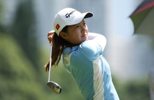 Tiffany Chan is 15th in the World Amateur Golf Ranking.