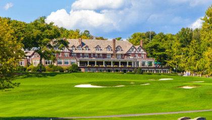 Baltusrol Golf Club.