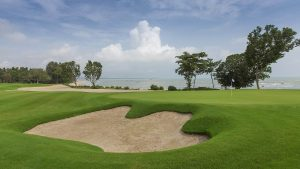 The Els Club Desaru Coast offers 45 holes of golf, and a host of resort attractions.
