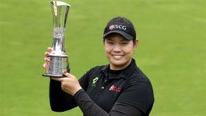 Ariya hopes her Major win will inspire golfers in her Thai homeland.