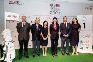 UBS Hong Kong Open officials and sponsors are confident of  another successful event in 2016. Picture by Ike Li/Ike Images