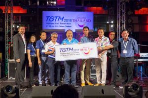 TAT officials announce Khao Yai as the venue for the 2017 Thai Golf Travel Mart.
