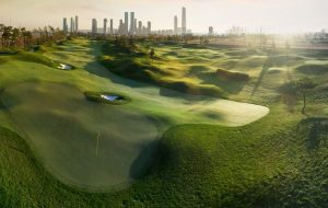 The Jack Nicklaus Golf Club is the venue for this week's Asia Pacific Amateur Championship.
