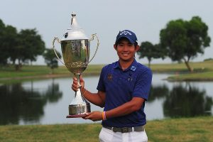 Pavit Tangkamolprasert emerged triumphant in Macau.