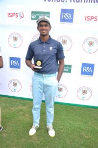Having won the Under-18 title last year, Afnan Mahmud Chowdhury is aiming at overall honours in 2016.