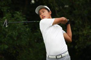 Yue Yin-ho. Picture by HK Golfer.