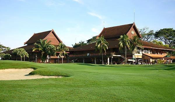 Saujana Gofl and Country Club.