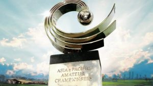 The winner of this year's Asia-Pacific Amateur Championship will earn a spot in the 2018 Open Championship.