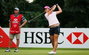 Lydia Ko will headline next month's HSBC Women's Champions. Picture by Getty Images
