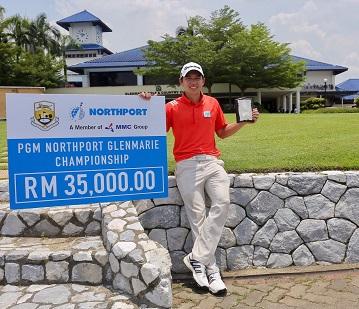 Ben Leong savours his success.