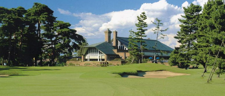 Kasumigaseki Country Club. Picture by Golf Australia.