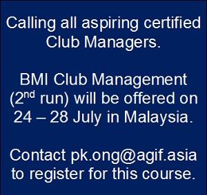 BMI Club Management