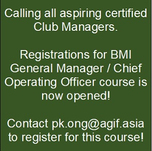 BMI GM / COO