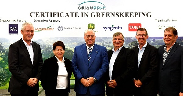 AGIF Launches Certificate in Greenkeeping