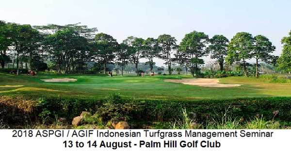 Indonesian seminar are on 13 to 14 August