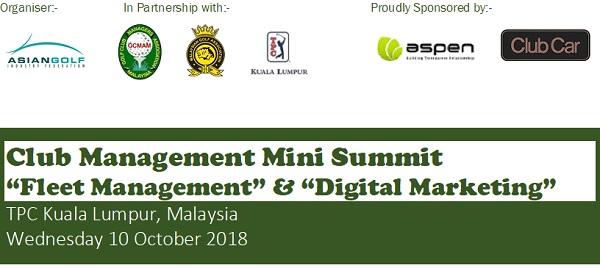 Malaysia Club Management Mini Summit